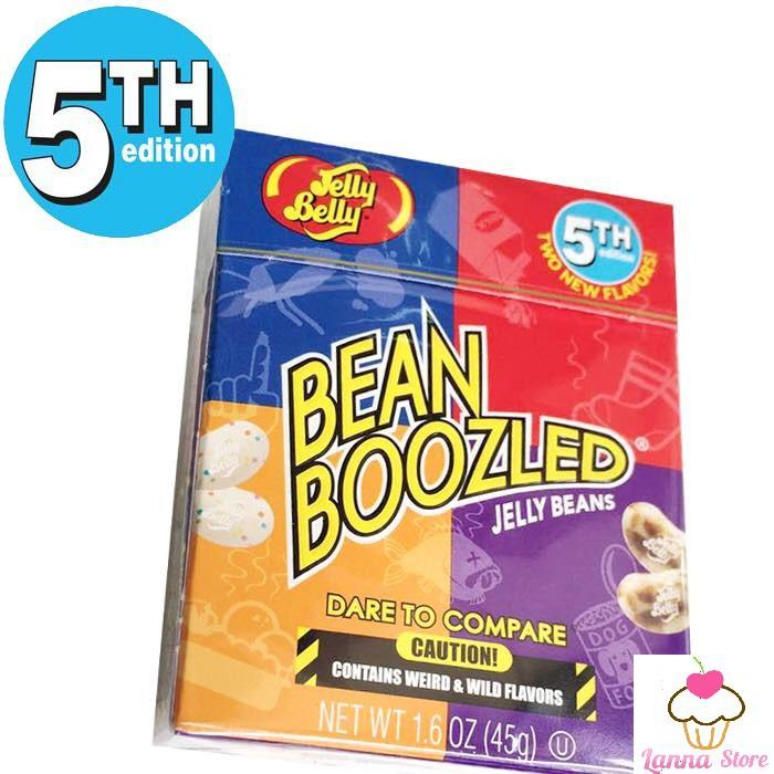 [Phiên Bản Mùa 5] Kẹo Thối Bean Boozled Mỹ Hộp Nhỏ | Shopee Việt Nam