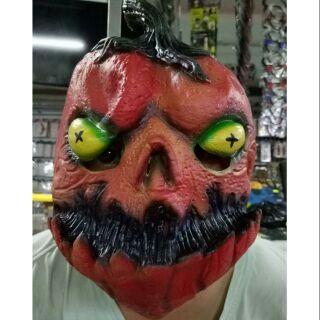 Mặt nạ Halloween Bí ngô kinh dị