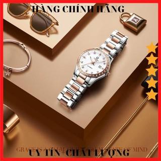 [ HÀNG CAO CẤP ] Đồng hồ Nữ LUXURY SELINA - Dây Demi Siêu Sang + Tặng Hộp & Pin