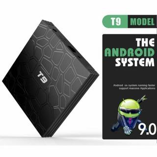 Hộp TV Thông Minh AKASO T9 2020 4 Nhân Android 9.0 Hd 4k 4gb + 64gb Wifi 3D
