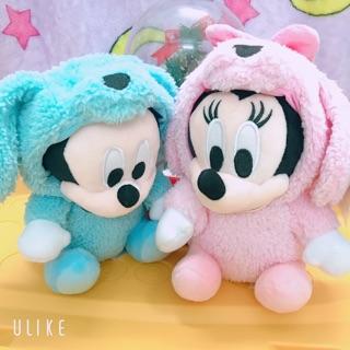 Cặp chuột Mickey&Minnie hàng disney của Philippines 
