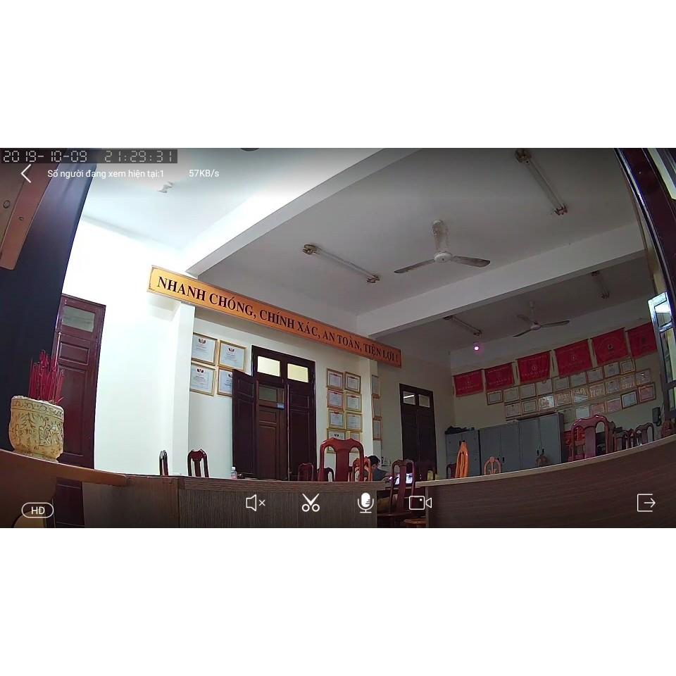 Combo Camera IP YooSee 2.5Mpx Full HD 2020 Tiếng Việt Và Thẻ Nhớ 32Gb Yoosee Chuyên Dụng ( BẢO HÀNH 5 NĂM )