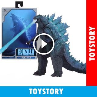 [ToyStory] Mô hình NECA Godzilla 2019 SHM Ultraman – Figure Quái Vật Ver 2 King of the Monsters Lửa Xanh