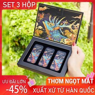 [HOT TREND] Set nước hoa khô Youliyoula 1 set 3 mùi hương khác nhau Gọn nhẹ lưu hương lâu thumbnail