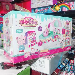 Nhà kem của bé heo | Toy Mark
