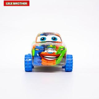 Hình ảnh Đồ chơi Lắp Ráp Xe Đua Siêu Tốc Độ Super Power Racing Car Lele Brother (8139-3)-1