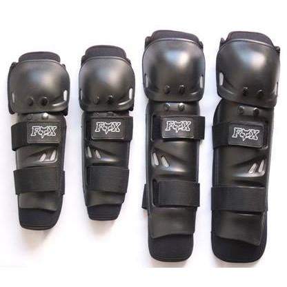[Mã MASOID giảm 10% TỐI ĐA 20K đơn 100K] Giáp bảo hộ tay chân Fox đi phượt (2 tay 2 chân) Hàng Xịn