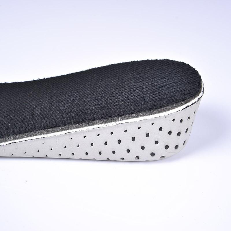 ระบายอากาศได้ผู้ชายผู้หญิงกีฬาเต็มความยาวรองเท้า pad 2cm 3cm 4cm