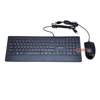 [CHÍNH HÃNG] Bộ bàn phím chuột văn phòng Ensoho E109 có dây thumbnail