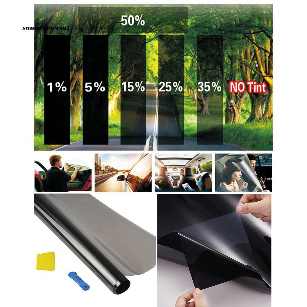 Màng phim dán kính xe hơi sử dụng năng lượng mặt trời