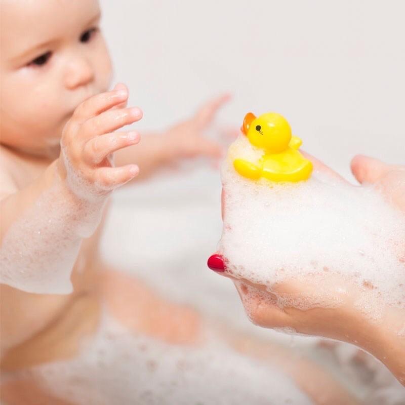 Freeship 50k ⚡ Set 10 thú bơi vịt thả bồn tắm gắn còi vui nhộn, chất lượng, giá tốt