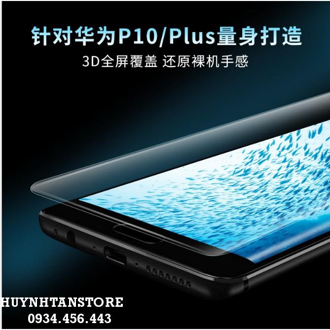 Huawei P10 _ Dán dẻo 3D full màn