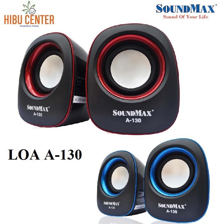 Loa SOUNDMAX A130 Hàng Chính Hãng - HIBUCENTER