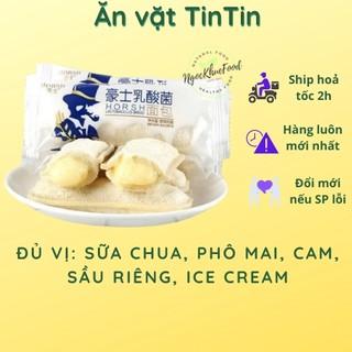 [Mã INCU1114 giảm 25% đơn 99K] [Đủ vị] Bánh sữa chua Horsh Ông già Đài Loan Date mới nhất (Lẻ 1 cái) – An vặt TinTin