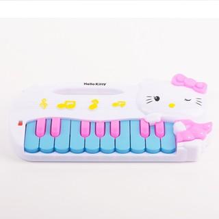 [Mã TOYSEP giảm 10% tối đa 15K đơn bất kỳ] Đồ chơi đàn piano mèo Hello Kitty hàng loại 1