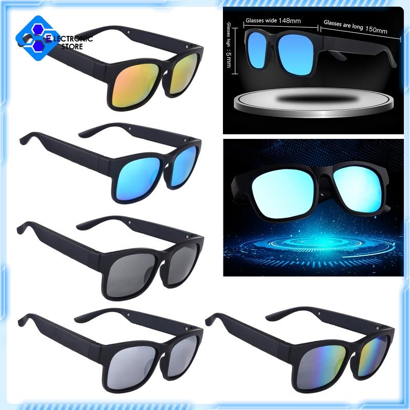 [Electronic store] Traveling Smart Glasses Sunglasses Bluetooth Wireless Headset