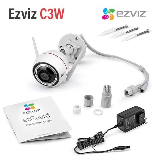 Camera Ezviz C3W 1080p bo san pham