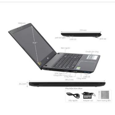 Laptop Acer Aspire E5 576G 88EP I7 8550U (NX.H2ESV.001) - 13865102 , 1912309525 , 322_1912309525 , 14000000 , Laptop-Acer-Aspire-E5-576G-88EP-I7-8550U-NX.H2ESV.001-322_1912309525 , shopee.vn , Laptop Acer Aspire E5 576G 88EP I7 8550U (NX.H2ESV.001)