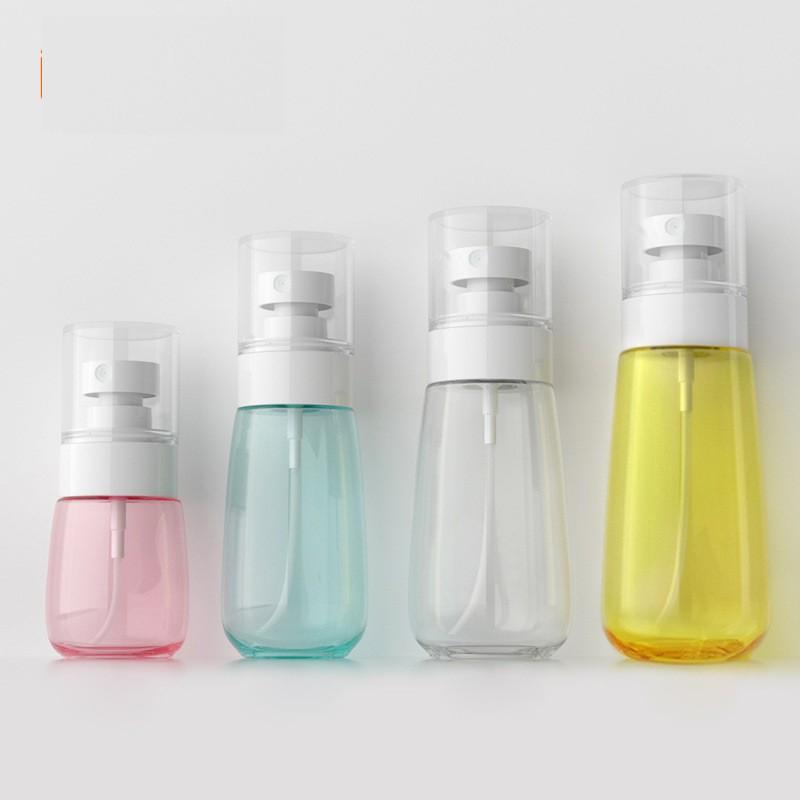 Chai xịt phun sương mỹ phẩm nước hoa hồng du lịch 30ml, 60ml, 80ml, 100ml