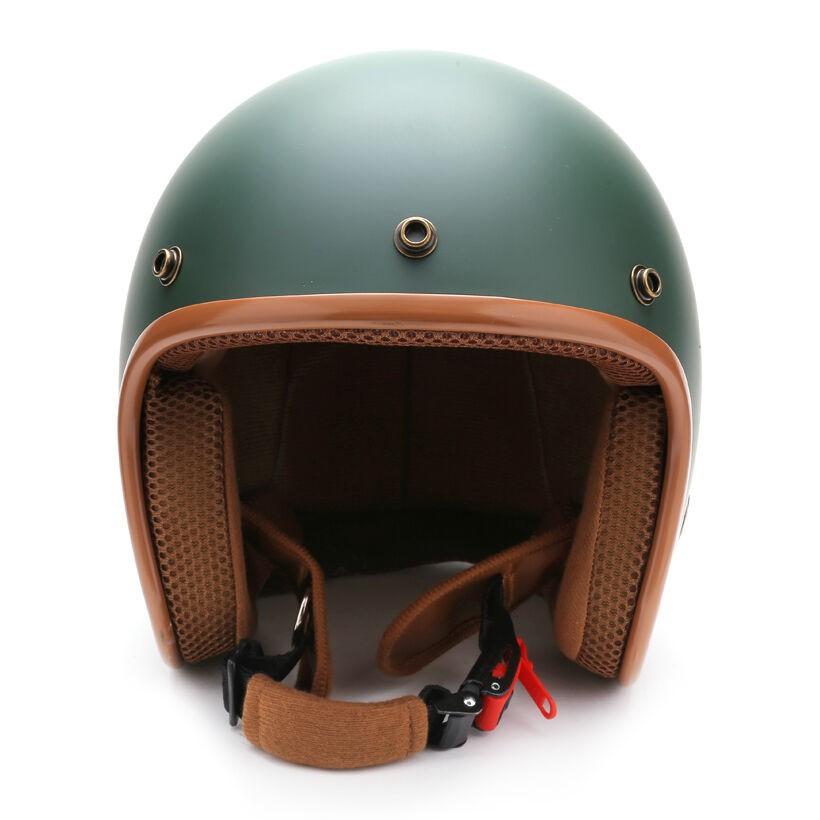 Mũ bảo hiểm 3/4 NTMax MP125 (Xanh rêu)