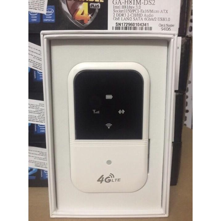 [Nhập ELCLMAY hoàn 30K xu đơn từ 200K]Thiết bị phát sóng Wifi từ sim 3G/4G LTE A800 – Bảo hành 6 tháng Giá chỉ 529.000₫