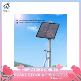 Tấm Sạc Năng Lượng Mặt Trời Mini Sáuxx 0.7w 1.5v Cho Pin 1.2v