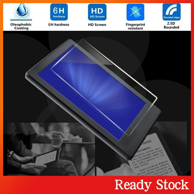 Ready Stock Toughened Protective Films Screen Protector Anti Scratch 6 Inches Amazon Kindle Paperwhite 2/3 499 Kindle5