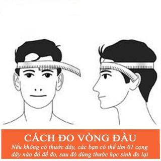 Mũ Bảo Hiểm 3/4 Lót Đệm Nâu Cao Cấp Kèm Kính ❤️Freeship❤️ Mũ Nhựa ABS Độ Bền Cao - BH 12 Tháng