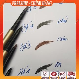 [ Freeship - SALE CHẠM ĐÁY] Chì kẻ mày siêu mịn, siêu đẹp Bút kẻ lông mày đẹp chính hãng golden rose thumbnail