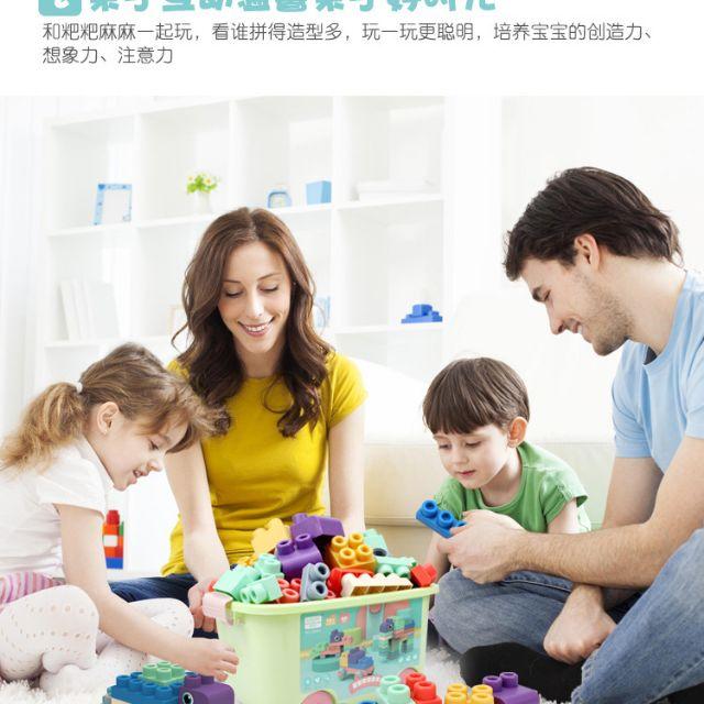 [Hàng order] Bộ lego xếp hình cho bé