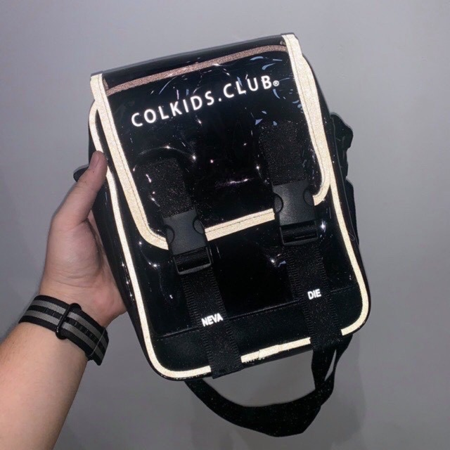 Túi đeo chéo mini bag colkids phản quang