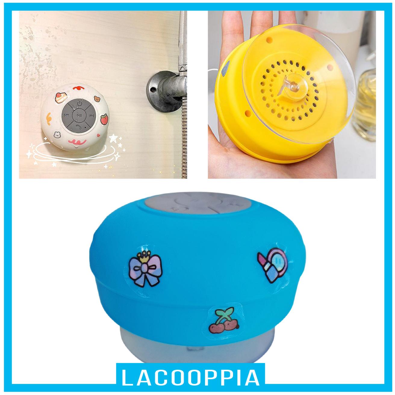 Loa Bluetooth Lapopopia Có Giác Hút Âm Thanh 3h