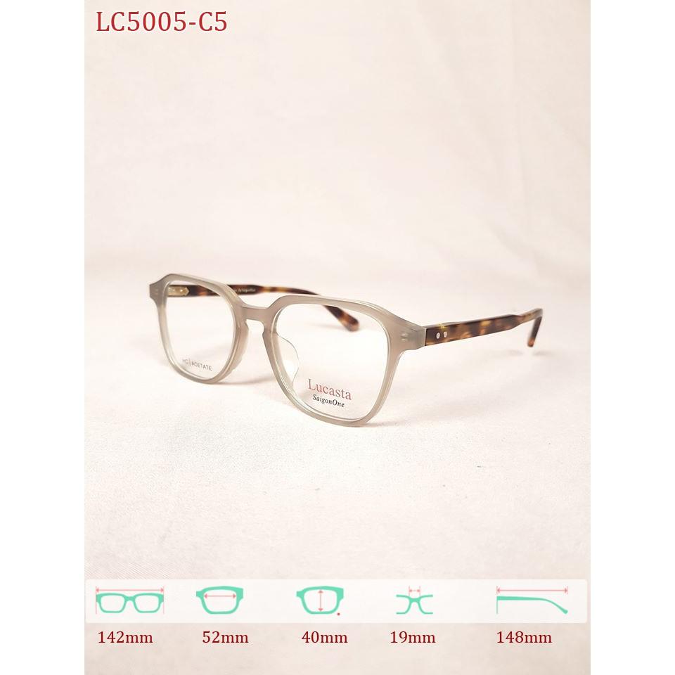 Gọng Kính Lucasta Premium Edition LC5005