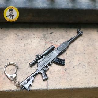 Móc khóa súng SKS trong PUBG
