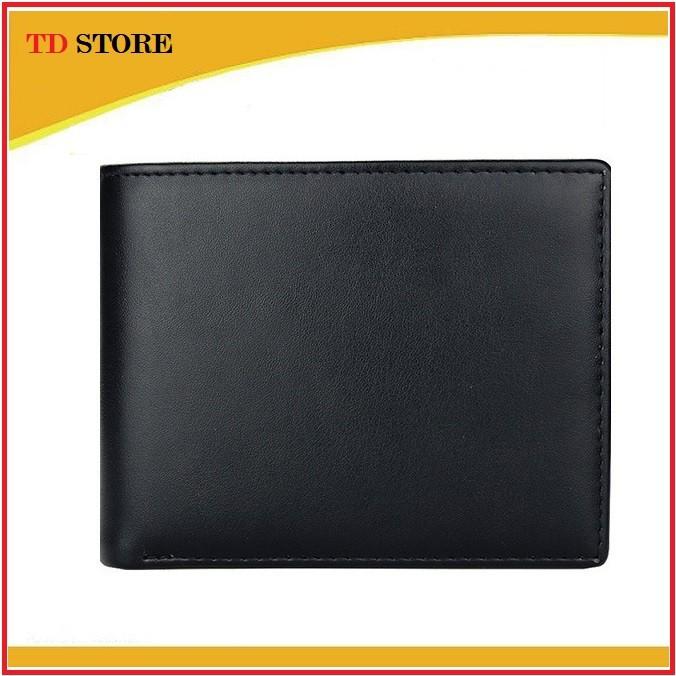 Ví Nam Thời Trang Đẹp | Bóp Da Kiểu Ngang Có Ngăn Kéo Khóa VTRON18 | thienduongdongho
