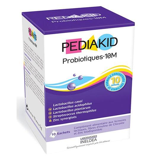 Men tiêu hóa PEDIAKID Probiotiques - 10M