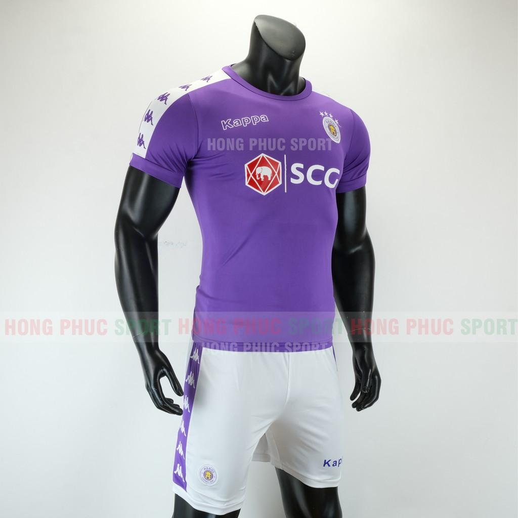 ÁO BÓNG ĐÁ HÀ NỘI FC 2019 2020 ĐỦ MÀU HÀNG CAO CẤP