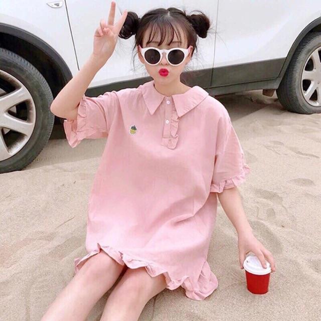 Đầm đuôi cá hồng - 21659227 , 1465955316 , 322_1465955316 , 180000 , Dam-duoi-ca-hong-322_1465955316 , shopee.vn , Đầm đuôi cá hồng