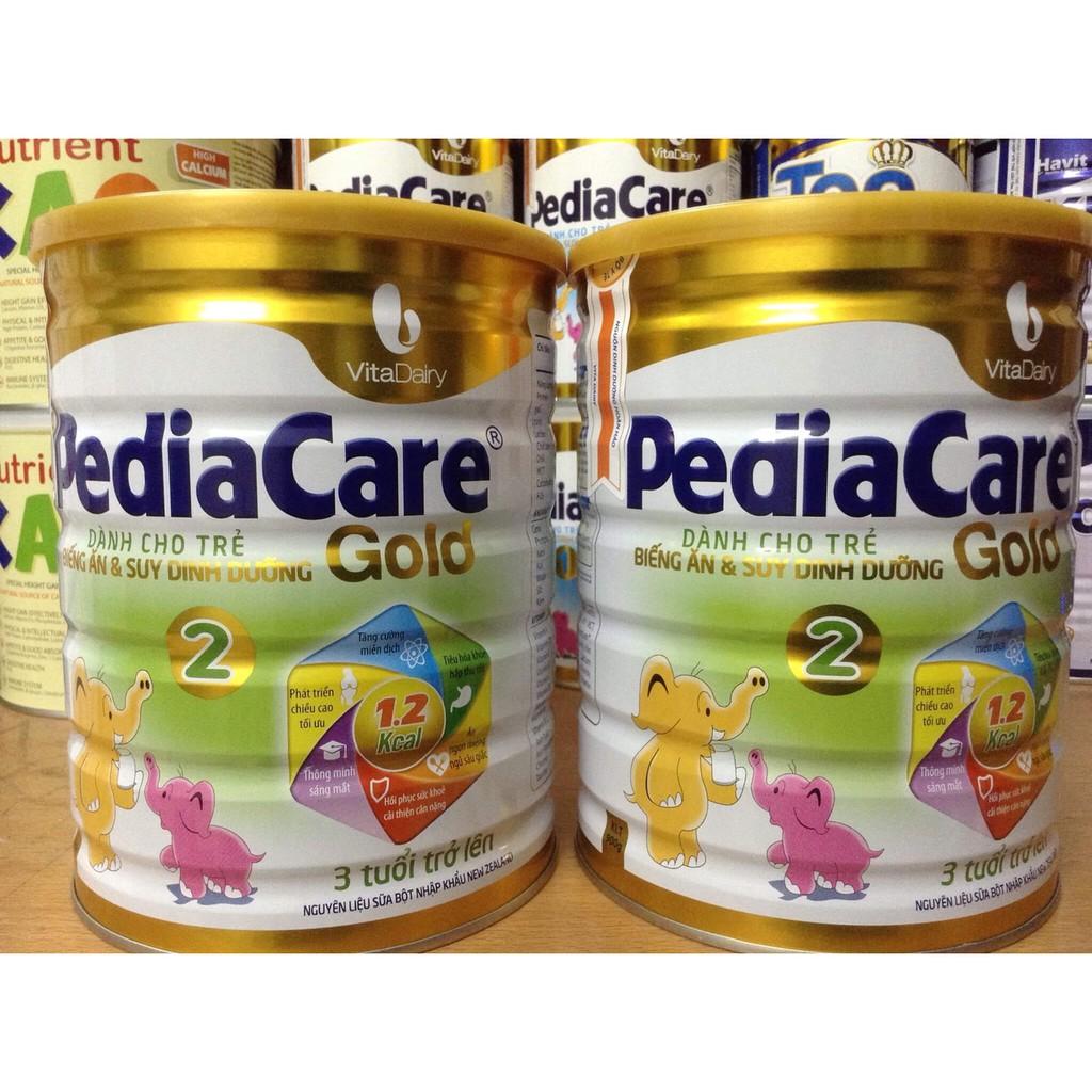 Combo 6 hộp Sữa PediaCare Gold 2 loại 900g - 2550485 , 1155066745 , 322_1155066745 , 1836000 , Combo-6-hop-Sua-PediaCare-Gold-2-loai-900g-322_1155066745 , shopee.vn , Combo 6 hộp Sữa PediaCare Gold 2 loại 900g