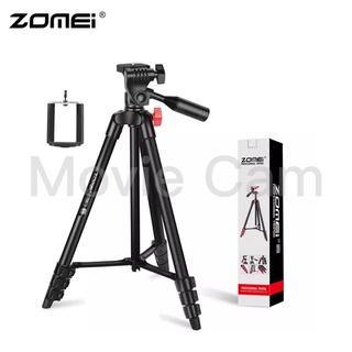 Giá đỡ ba chân Zomei T70 cho máy ảnh & điện thoại thông minh thumbnail