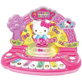 Hộp Nhạc Đàn Piano Đồ Chơi Hình Hello Kitty
