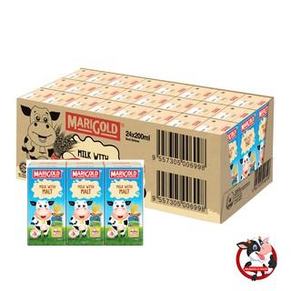 Sữa lúa mạch Marigold Malt thùng 24 hộp 200ml