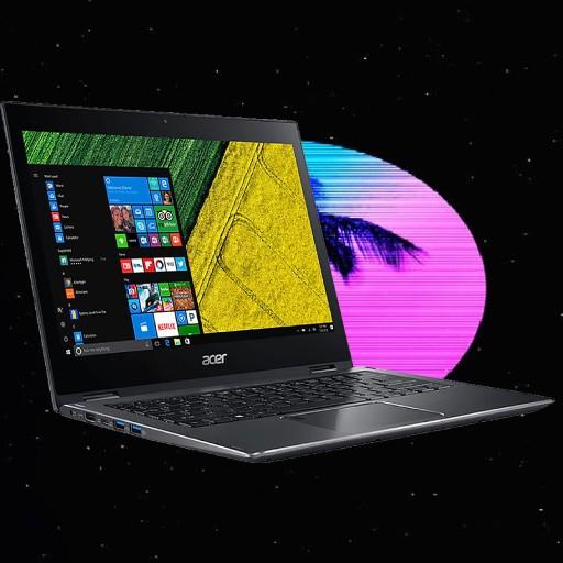 Laptop Acer Spin 5 SP513-52N-556V NX.GR7SV.004 13.3 inch FHD shop Phụ kiện điện tử giá rẻ