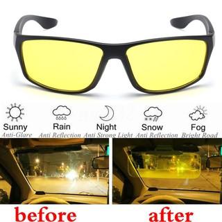 Anti-glare car glass, rider safety