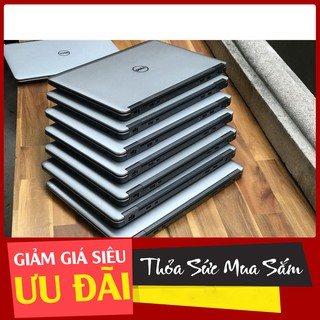 "LAPTOP Cũ Dell Latitude E7240 | Core I5 4300U | RAM 4 GB | Ổ Cứng SSD 128GB | Màn Hình 12.5"" HD 