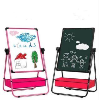 Bảng vẽ 2 mặt cho bé học BẢNG VIẾT VẼ EDU