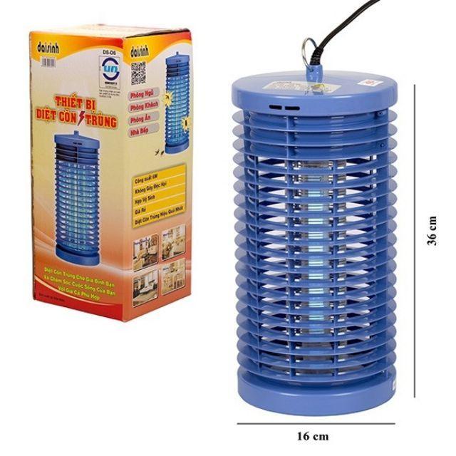 Đèn bắt muỗi Đại Sinh DS-D6 ( Xanh )