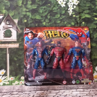 Bộ 3 siêu anh hùng
