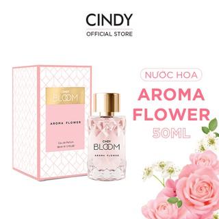 Nước hoa Cindy Bloom Aroma Flower 50ml chính hãng thumbnail