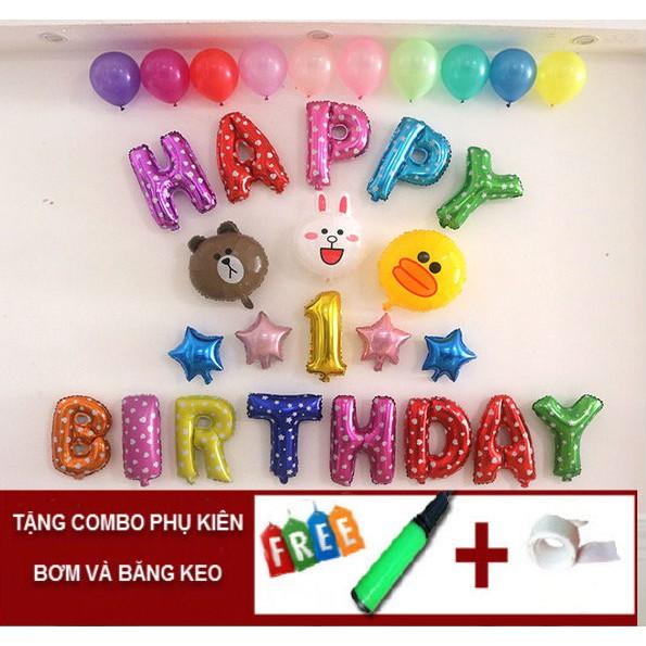 Set bóng trang trí sinh nhật gia đình line 2( bao gồm cả bơm và băng keo chuyên dụng) - 2664688 , 391071392 , 322_391071392 , 150000 , Set-bong-trang-tri-sinh-nhat-gia-dinh-line-2-bao-gom-ca-bom-va-bang-keo-chuyen-dung-322_391071392 , shopee.vn , Set bóng trang trí sinh nhật gia đình line 2( bao gồm cả bơm và băng keo chuyên dụng)